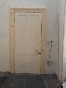 Porch door - 08022017 - SH