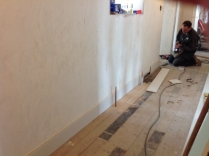 Corridor floor - 08032017 - SH