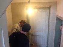 Limework - back stairs 1 - 23032017 - SH