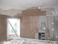 Playroom - plastering 2 - 05032017