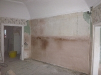 PLayroom - plastering 2 - 12032017