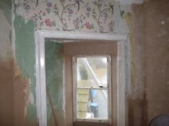 Playroom - plastering 3 - 07032017