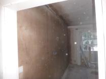 WS room - plastering - 02032017
