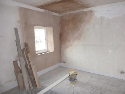 WS room - plastering - 07032017