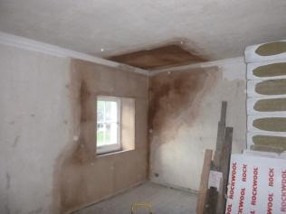WS room - plastering 1 - 05032017