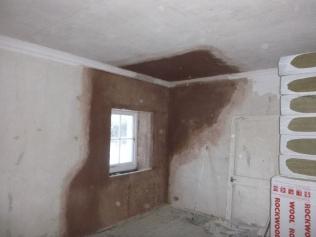 WS room - plastering 2 - 02032017