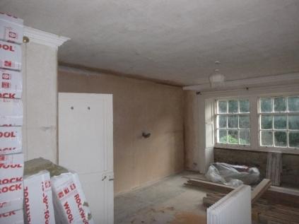 WS room - plastering 2 - 05032017
