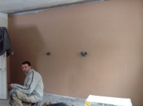WS room - Skimmed wall 1 - 08032017 - SH