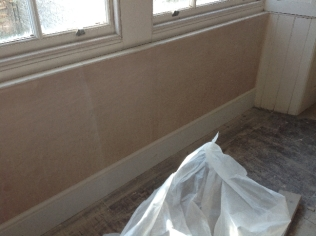 WS room - window skirting - 27032017 - SH