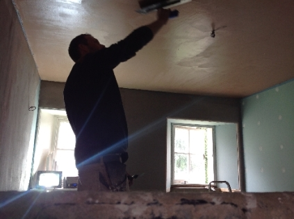 Bathroom ceiling - 20042017 - SH
