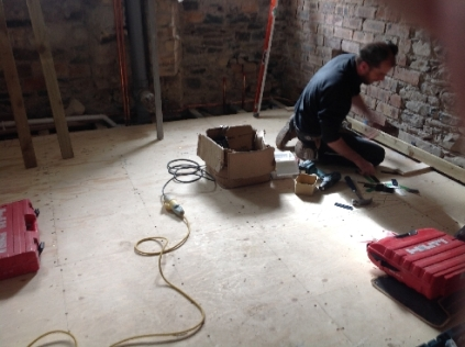Bathroom floors 1 - 03042017 - SH