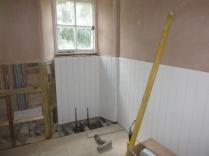 Bathroom panelling 2 - 11052017
