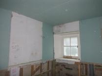 Bathroom - plasterboard - 13042017