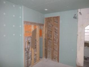 Bathroom - plasterboard 3 - 13042017