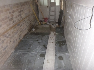 Cloakroom floor 2 - 06052017