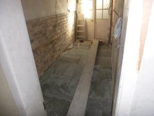 Cloakroom floor 3 - 06052017