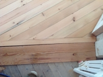 Floor sanding - playroom 2 - 31052017 - SH