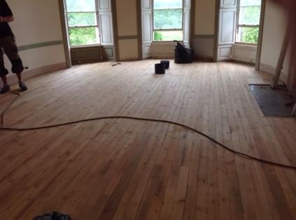 Floor sanding - playroom - 30053017 - SH
