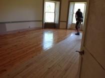 Floor sanding - playroom 4 - 31052017 - SH