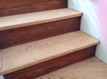 Floor sanding - top stairs 2 - 31052017 - SH