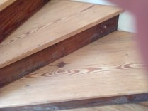 Floor sanding - top stairs 3 - 31052017 - SH