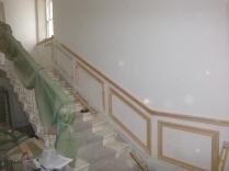 Main hall - panelling - 13042017