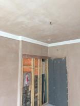 Plastering - bathroom 2 - 27042017