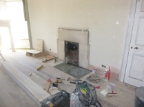 playroom - fireplace 2 - 05052017