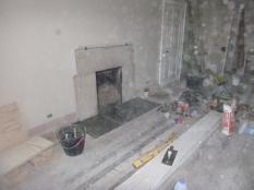 playroom - fireplace 4 - 05052017