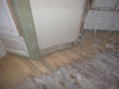 Playroom - floor sanding 2 - 30042017