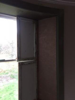 Round room - shutters - 27042017
