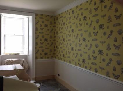 Sitting room wallpaper 2 - 23052017 - SH
