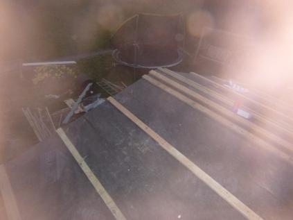 Summerhouse roof 1 - 07042017