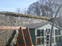 Summerhouse roof 2 - 08042017