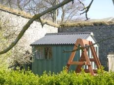 Summerhouse roof 4 - 08042017