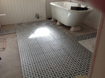 Tiling - bathroom 1 - 31052017 - SH