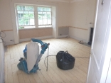 WS room - floor sanding 2 - 29052017