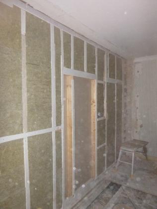 WS room - stud wall 4 - 21052017