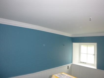 Bathroom painted 2 - 23062017