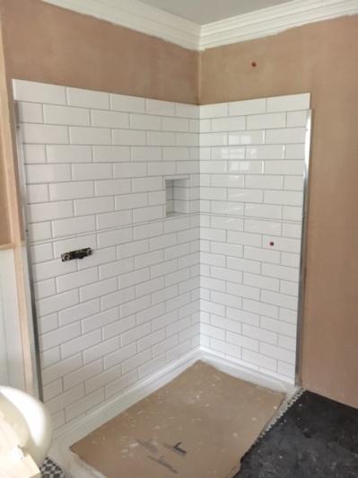 Bathroom - tiling 2 - 06062017 - SDL
