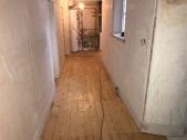 Corridor - floor sanded - 30062017