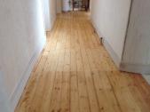 Floor sanding - Upstairs Corridor 1 - 26062017 - SH