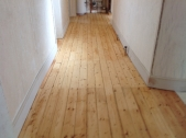 Floor sanding - Upstairs Corridor 1 - 26062017 - SH