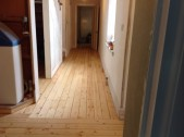 Floor sanding - Upstairs Corridor 2 - 26062017 - SH
