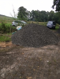 Gravel delivery 2 - 26072017 - SH