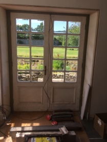 Kitchen - french doors - 17072017 - SH