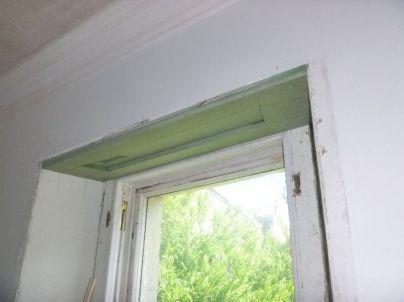 Porch soffitt - 01072017