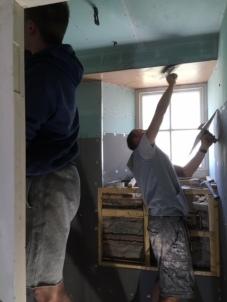 Utility - plastering - 24072017 - SH