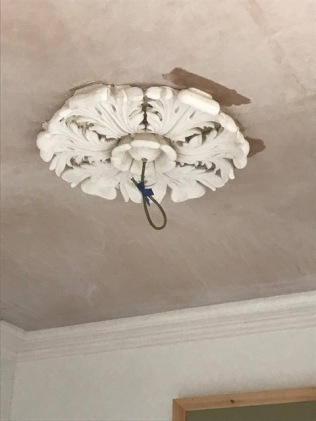 Porch - Ceiling Rose 3 - 10112017