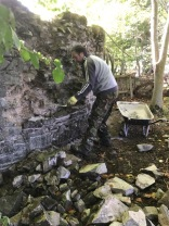 SWG wall repairs 1 - 05102017